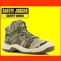 [HÀNG CHÍNH HÃNG] Giày Bảo Hộ Lao Động Safety Jogger Desert Mul, Đế PU, Chống Đâm Xuyên, Va Đập, Trơn Trượt