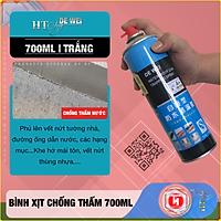 Bình Xịt Chống Thấm Dột Đa Năng HT SYS - DE WEI Waterproof Leak-Trapping Spray - 700ML