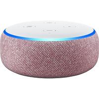Loa Bluetooth Thông Minh Amazon Echo Dot 3 Trợ Lý Ảo Alexa Đỏ -Hàng nhập khẩu