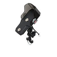 Giá đỡ điện thoại MagFit TOURER - Sạc TYPE C- DÙNG CHO XE MÁY - MOTO  giúp tự do lái xe, không lo rớt máy, Không lo hết Pin - Hàng chính hãng