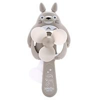 Quạt Cơ Cầm Tay Mini Hình Totoro