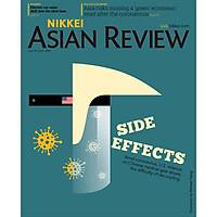 Nikkei Asian Review: Side Effects - 26.20, tạp chí kinh tế nước ngoài, nhập khẩu từ Singapore