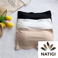 Áo lót ngực bra nữ quây không dây lạnh đúc co giãn 4 chiều sành điệu 8013 ALNU18