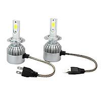 110W 3800LM LED Light Headlight Kit Car High Low Beam Bulb Kit 6000K Fog Lamp