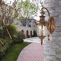 Đèn tường, đèn cột ngoài trời không thấm nước, sân vườn biệt thự, retro ngoài trời, cổng tường, ban công