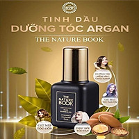 Tinh Dầu Dưỡng Tóc The Nature Book Argan Vita Hair Essence Oil 300ml