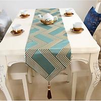 Khăn trải bàn vải Canvas Luxury JACQUARD
