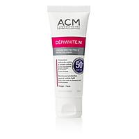 Kem chống nắng giảm nám và sạm da Depiwhite M Protective Cream SPF 50+ 40ml