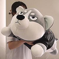 Gấu bông Chó Husky siêu hót hít 1m3