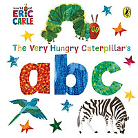 Sách The Very Hungry Caterpillar's abc