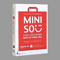 Sách - Miniso (Cuộc cách mạng bán lẻ toàn cầu)