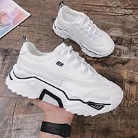 Giày nam, giày thể thao nam sneaker tăng chiều cao 6cm D62