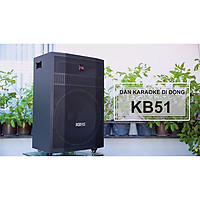 LOA KARAOKE KB51/ WIFI/ BLUETOOTH/ HÀNG NHẬP KHẨU
