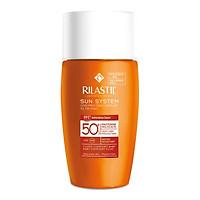 Kem chống nắng cho bé và da nhạy cảm Rilastil Sun System Pediatric Ppt Baby Comfort Fluid Spf 50+ (50ml)