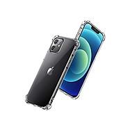 Ốp Điện Thoại Cho IPHONE 12 iPhone 12 Pro 6.1inch Bằng Cao Su PU Mềm Chống Sốc Ugreen 20441  LP408 Hàng Chính Hãng
