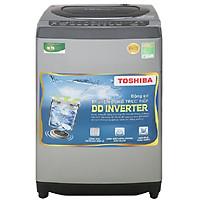 Máy giặt Toshiba Inverter 9 Kg AW-DJ1000CV SK- Hàng Chính Hãng + Tặng Bình Đun Siêu Tốc
