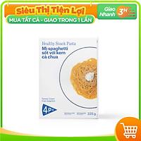 [Chỉ giao HCM] - 4P's Original Mì Ý Kem Cà Chua với thịt Cua (size 18-20cm) - được bán bởi TikiNGON - Giao nhanh 3H