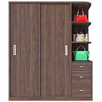 Tủ quần áo Cao Cấp Hàn Quốc alala.vn - Thương hiệu alala.vn (1m8 x2m)