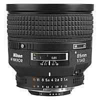 Ống kính Nikon 85mm f1.4D - Hàng Nhập Khẩu