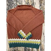 Áo len trơn cải màu