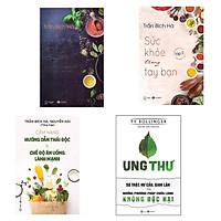 Combo 4 Cuốn Sách Chăm Sóc Sức Khỏe: Sức Khỏe Trong Tay Bạn Tập 1 + Sức Khỏe Trong Tay Bạn - Tập 2 + Cẩm Nang Hướng Dẫn Thải Độc & Chế Độ Ăn Uống Lành Mạnh + Ung Thư - Sự Thật, Hư Cấu, Gian Lận Và Những Phương Pháp Chữa Lành Không Độc Hại