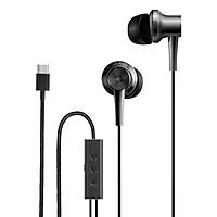 Tai Nghe Chống Ồn Xiaomi Mi ANC & Type-C In-Ear Earphones ZBW4382TY - Đen - Hàng chính hãng