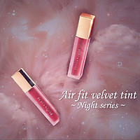 Son Kem Lì Black Rouge Air Fit Velvet Tint Ver 5 - Night Series