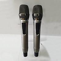 Bộ micro không dây COK ST-08 - Hàng Chính Hãng