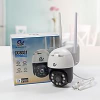 Camera Wifi Ngoài Trời CareCam CC8031 - 3.0Mpx (2304x1296P), Xoay 360 Độ, Đàm Thoại 2 Chiều - Hàng chính hãng