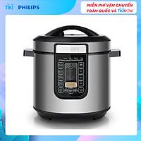Nồi Áp Suất Điện Tử Philips HD2137 (6L) - Hàng Chính Hãng