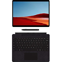 Microsoft Surface Pro X (13/ SQ1TM/ 8GB/ 256GB SSD/ WiFI + 4G LTE/ Keyboard + Slim Pen/ Black) - Hàng Nhập Khẩu