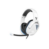 Tai nghe Gaming chụp tai có dây Fantech VALOR MH86 chuyên Game console PS4, PS5... Jack 3.5mm dùng cho PC, có MIC, chống ồn - Hàng chính hãng
