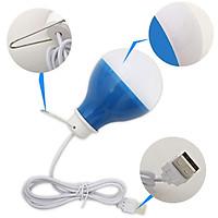 Bóng đèn led cắm USB dây dài nhiều màu (màu ngẫu nhiên)