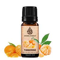 Tinh Dầu Vỏ Quýt Aroma Works Essential Oils Tangerine