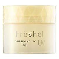 Kem dưỡng Kanebo Freshel Whitening Gel dưỡng ẩm trắng da 5 in 1 (80g)