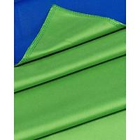Phông key xanh 2 mặt tiêu chuẩn quốc tế 3x3m