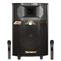 Loa kẹo kéo karaoke bluetooth Temeisheng QX1509 - Hàng nhập khẩu