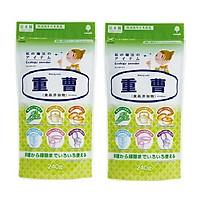 Combo 02 Túi bột Baking Soda tẩy rửa vết bẩn đa năng 240g  Kokubo - Nội địa Nhật Bản