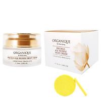 Kem Chống Lão Hóa Ban Đêm Organique Precious Age-Reverse Night Cream (50ml) - Tặng Kèm Mút Rửa Mặt