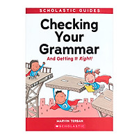 Scholastic Guides: Checking Your Grammar