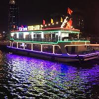 [LABANTOUR] Vé du thuyền sông Hàn Đà Nẵng về đêm
