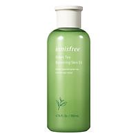 Nước cân bằng dưỡng ẩm từ trà xanh đảo Jeju Innisfree Green Tea Balancing Skin EX 200ml - NEW