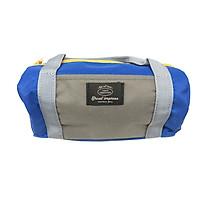 Hộp Bút Lớn Sport Bag Morning Glory 71476 - Màu Xám