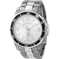 U.S. Polo Assn. Classic Men's USC80300 Analog-Quartz Two Tone Watch