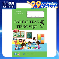 Bài Tập Tuần Tiếng Việt 5- Tập 2