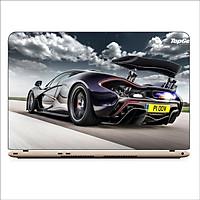 Miếng Dán Skin Decal Dành Cho Laptop - Siêu xe McLaren 2