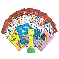 Bút Chấm Đọc Tot-Talk 2 - Bé Tập Kể Truyện Tiếng Anh (Bé 7 tuổi) - P04