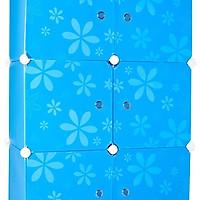 Tủ nhựa lắp ghép 6 ngăn đa năng (Giao màu ngẫu nhiên) BH57