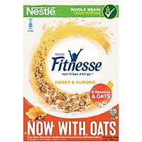 Ngũ Cốc Ăn Sáng Mật Ong Và Hạnh Nhân Nestlé Fitnesse Honey Almond (Hộp 390g)
