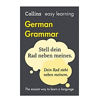 Easy Learning German Grammar 4Ed.